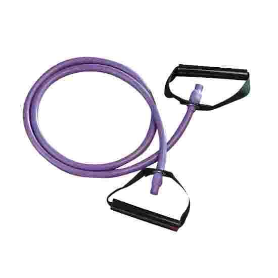 Sport-Thieme Tube de fitness Violet, difficile, Lot de 10