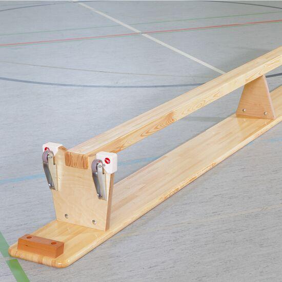 """Sport-Thieme Turnbank """"Original"""" 2 m, Mit Transportrollen"""