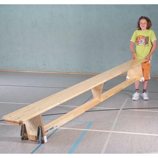 """Sport-Thieme® Turnbank """"Original"""" 2 m, Mit Transportrollen"""