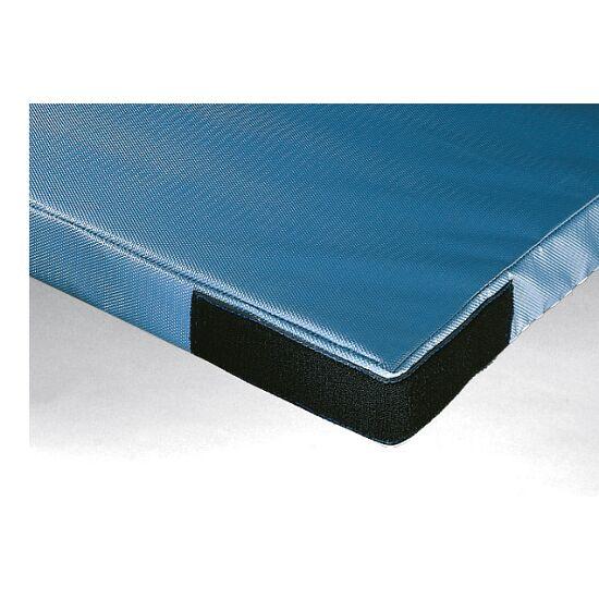 "Sport-Thieme® Turnmatte ""Spezial"", 200x100x8 cm Basis, Turnmattenstoff Blau"