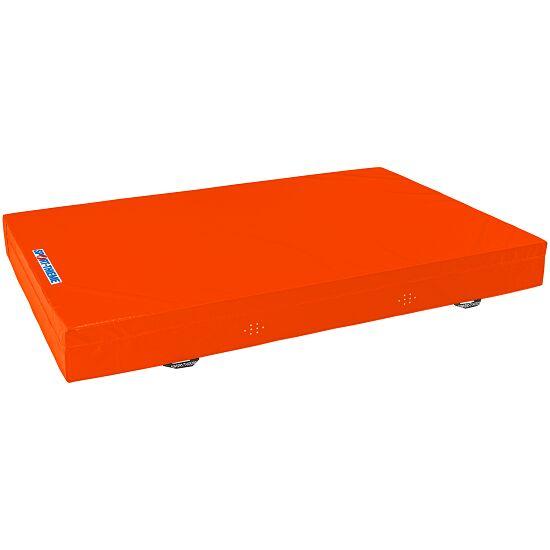 Sport-Thieme Weichbodenmatte  Typ 7 Orange, 400x300x60 cm