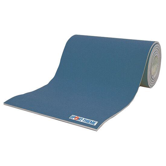 Sport-Thieme Wettkampf-Bodenturnfläche 12x12 m Blau, 25 mm, 1,5 m breit