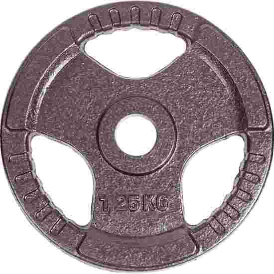Sport-Thieme Wettkampf-Guss-Hantelscheibe 1,25 kg