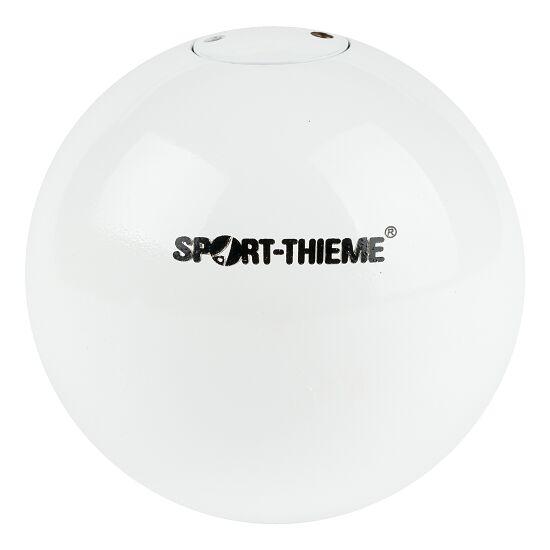 """Sport-Thieme® Wettkampf-Stosskugel """"Stahl"""" 3 kg, Weiss, ø 97 mm"""