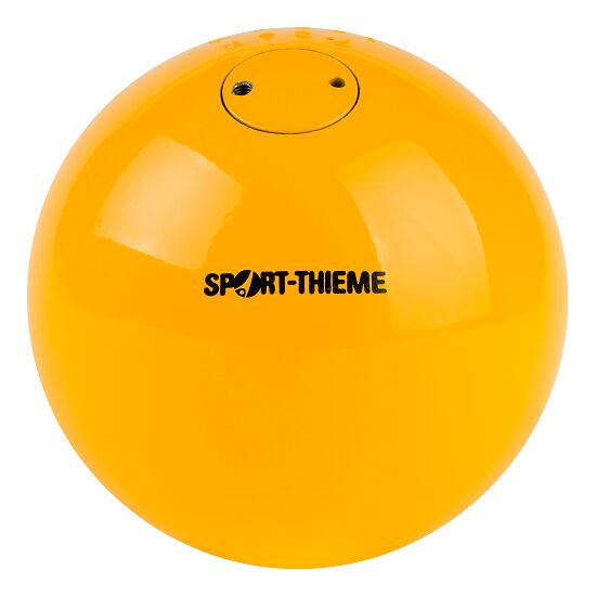 "Sport-Thieme® Wettkampf-Stosskugel ""Stahl"" 7,26 kg, Gelb, ø 125 mm"
