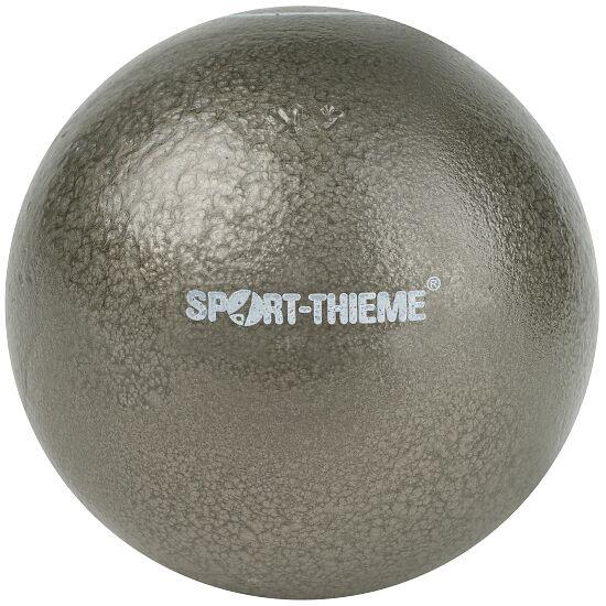 Sport-Thieme® Wettkampf-Stosskugel tariert 4 kg, Schwarz, ø 102 mm