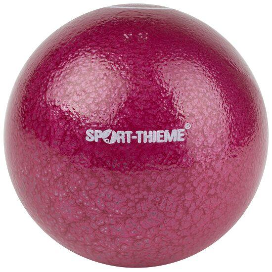 Sport-Thieme® Wettkampf-Stosskugel tariert 5 kg, Rot, ø 109 mm