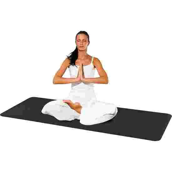 """Sport-Thieme Yoga-Matte """"Exklusiv"""" Schwarz"""