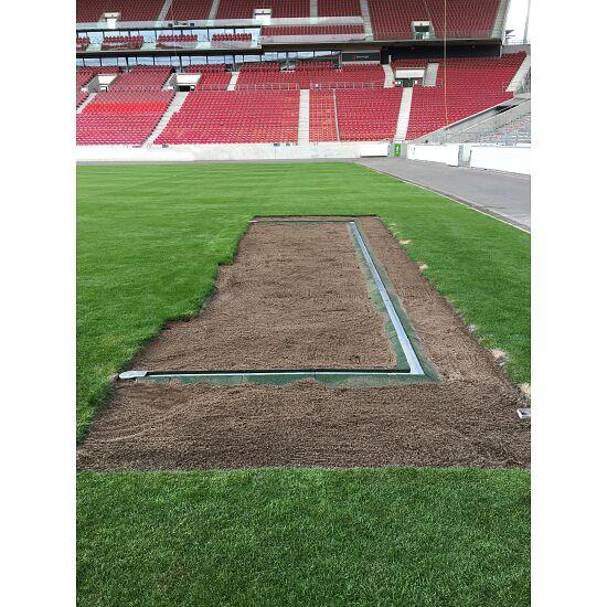 Stadion Grossfeld-Fussballtore mit Versenkbodenrahmen