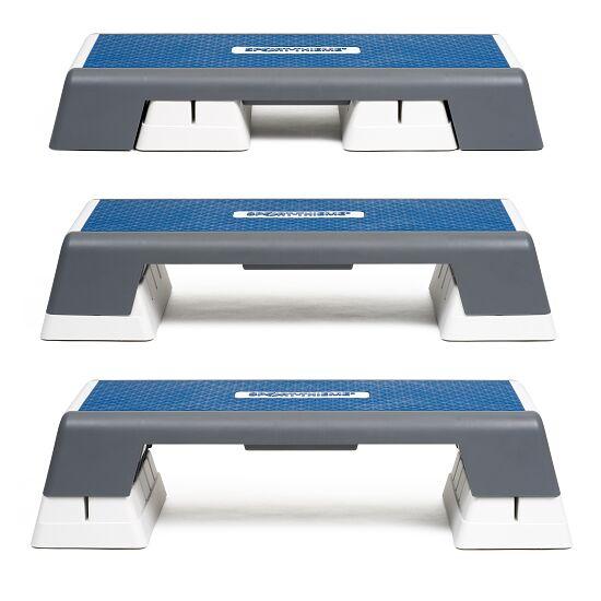 Step Sport-Thieme® Aérobic Blanc-bleu