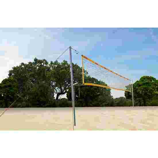 SunVolley Installation de beach-volley « Plus » Sans lignes de délimitation