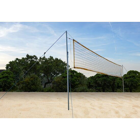 SunVolley Installation de beach-volley « Standard » Sans lignes de délimitation