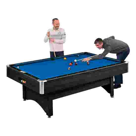 Table de billard Automaten Hoffmann « Galant Black Edition » 8 ft
