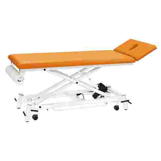 Table de thérapie Ecofresh 68 cm Blanc, Abricot
