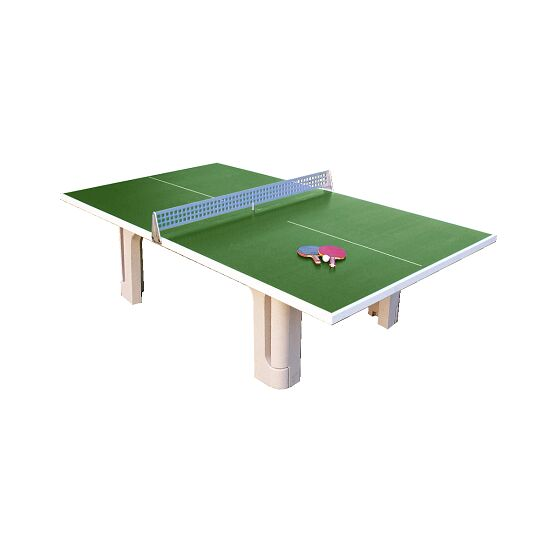 Table Sport-Thieme® en béton polymère « Pro » Vert