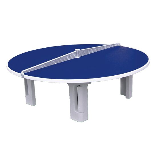 Table Sport-Thieme® en béton polymère « Rondo » Bleu