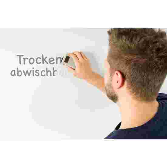 Tableau pivotant mobile Tableau noir/tableau blanc, 150x100 cm