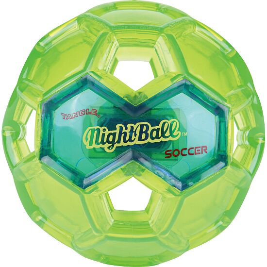 "Tangle® Nightball™ ""Soccer"" Midi"