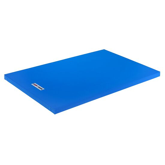 Tapis de gymnastique Sport-Thieme® «Super léger» Bleu, 150x100x6 cm