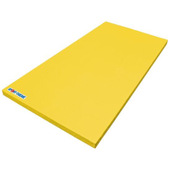 Tapis de gymnastique Sport-Thieme® «Super léger» Jaune, 150x100x6 cm