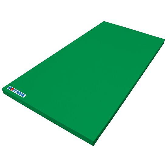 Tapis de gymnastique Sport-Thieme® «Super léger» Vert, 150x100x6 cm
