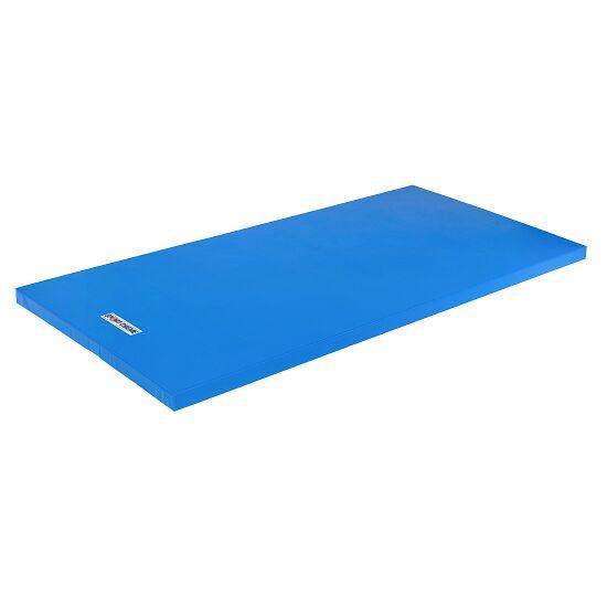 Tapis de gymnastique Sport-Thieme® «Super léger» Bleu, 200x100x6 cm