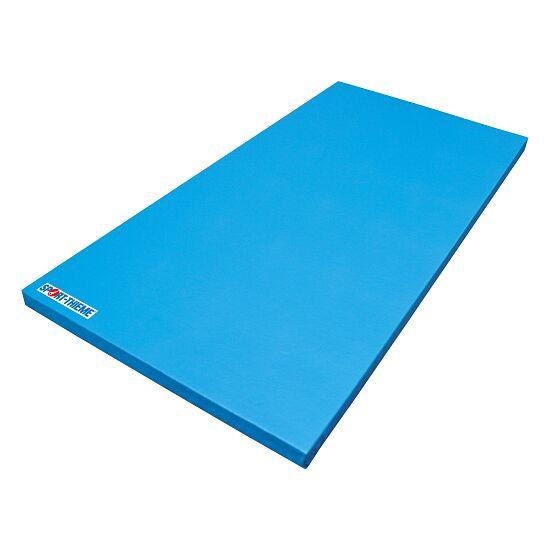 Tapis de gymnastique Sport-Thieme® «Super léger» Bleu, 100x50x6 cm