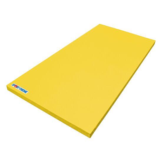 Tapis de gymnastique Sport-Thieme® «Super léger» Jaune, 100x50x6 cm