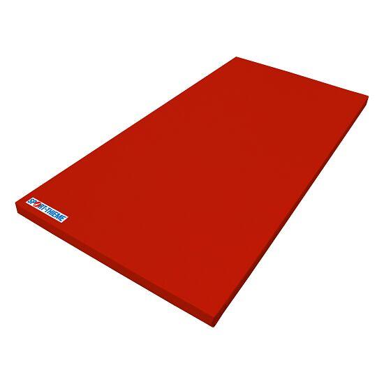 Tapis de gymnastique Sport-Thieme® «Super léger» Rouge, 100x50x6 cm