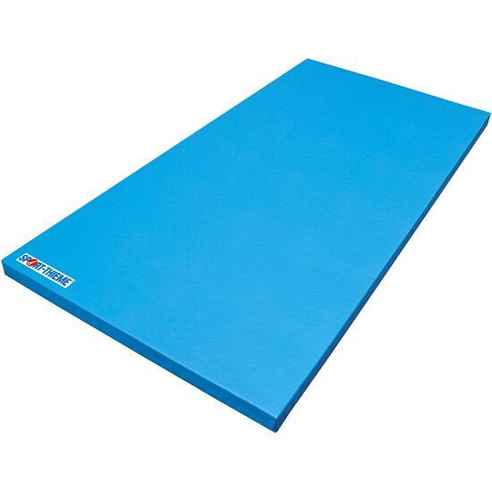 Tapis de gymnastique Sport-Thieme® «Super léger» Bleu, 200x100x8 cm