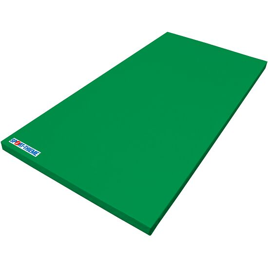 Tapis de gymnastique Sport-Thieme® «Super léger» Vert, 200x100x8 cm