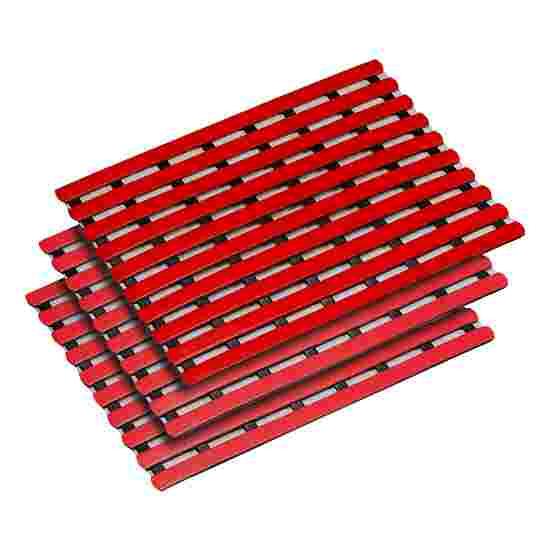 Tapis de piscine sur-mesure 60 cm, Rouge