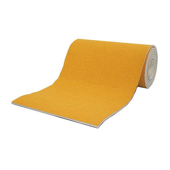 Tapis et surfaces d'évolution Sport-Thieme® « Super » 25 mm, 200 cm de large, jaune orangé