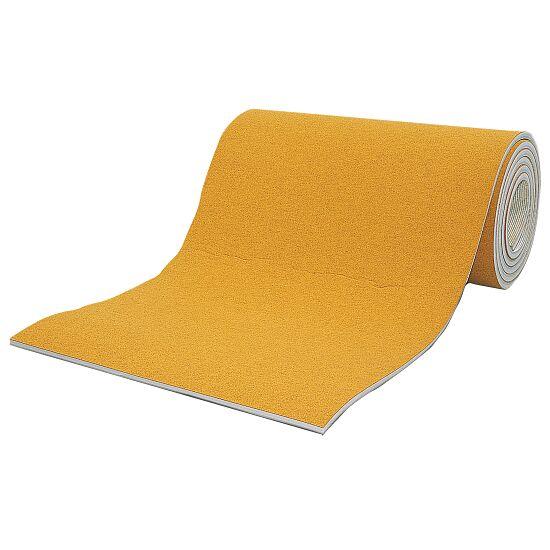 Tapis et surfaces d'évolution Sport-Thieme® « Super » 35 mm, 200 cm de large, jaune orangé