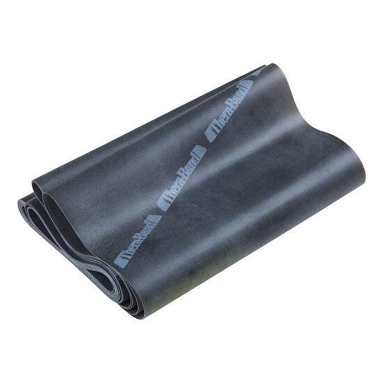 TheraBand™ 250 cm in Reissverschlusstasche Schwarz, besonders stark