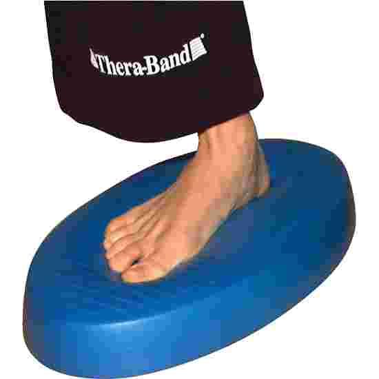 TheraBand Coussin d'entraînement de stabilité Bleu ; LxlxH : 40,5x23x5 cm