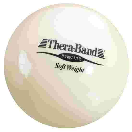 """TheraBand Gewichtsball """"Soft Weight"""" 0,5 kg, Beige"""