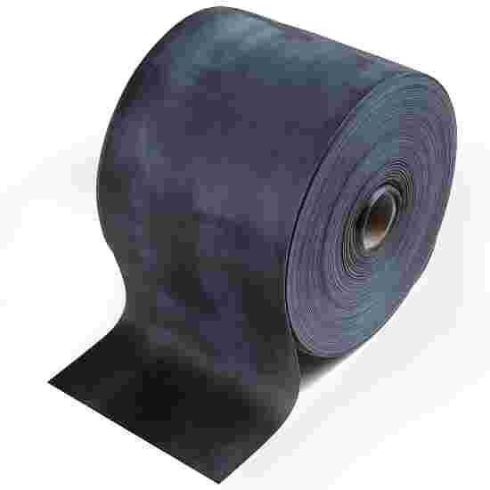 TheraBand Rouleau de 45,5 m de bande Noir, extra difficile