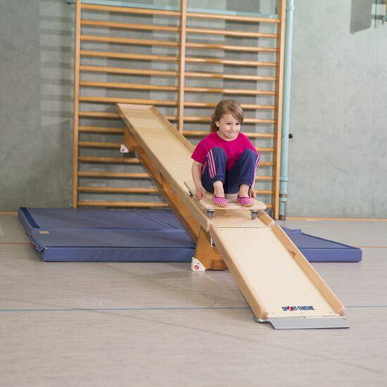 Toboggan pour planches à roulettes Sport-Thieme® Flizzer® Pour banc 3 m