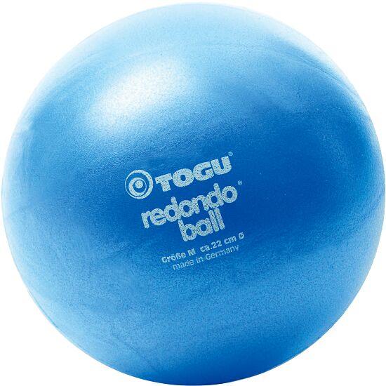 Togu Balle Redondo ø 22 cm, 150 g, bleu