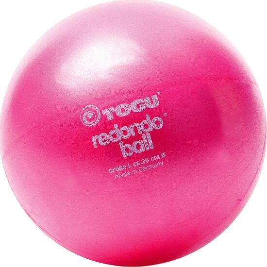 Togu Balle Redondo ø 26 cm, 160 g, rouge