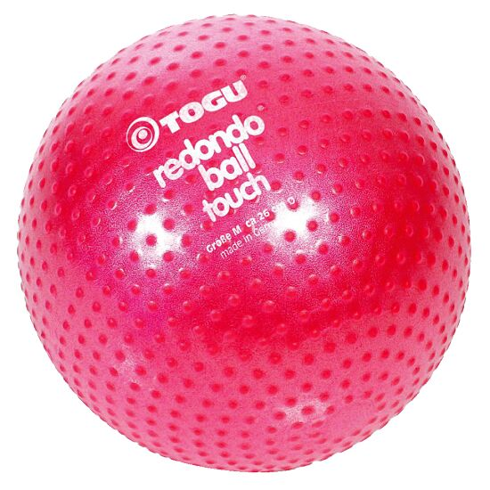 Togu® Redondo®-Ball Touch ø 26 cm, 160 g, Rubinrot