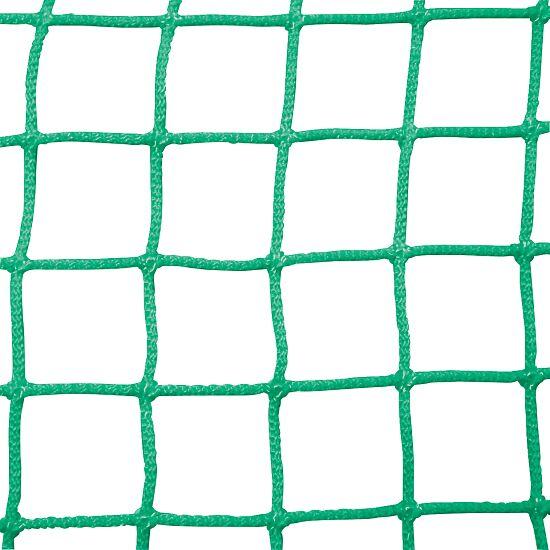 Tornetze für Mini-Tore, Maschenweite 10 cm Für Tor 2,40x1,60 m, Tortiefe 1 m, Grün