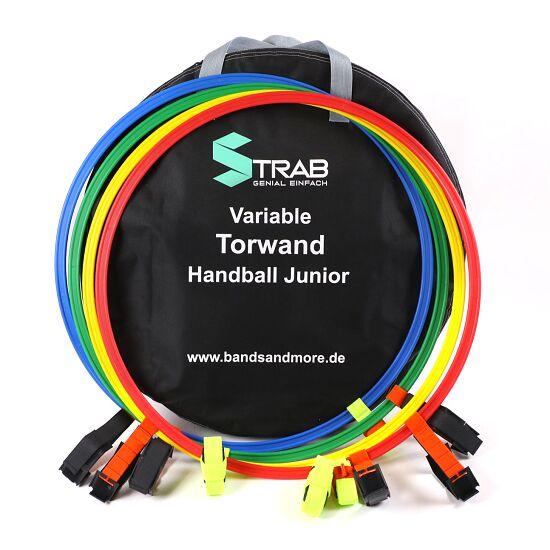 """Torwand-To-Go, Halle """"Halle Junior"""", 4 Ringe - ø 70 cm"""