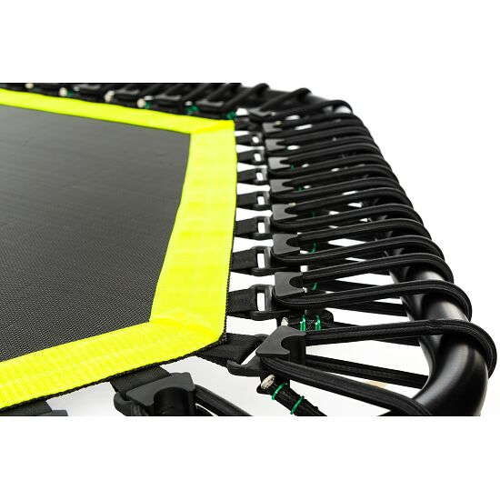 Trampoline Bellicon® Jumping Fitness Jaune
