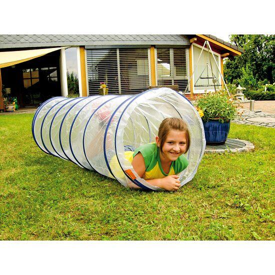 Tunnel spirale transparent