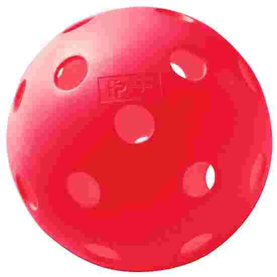 Unihockey-Wettspielball Rot