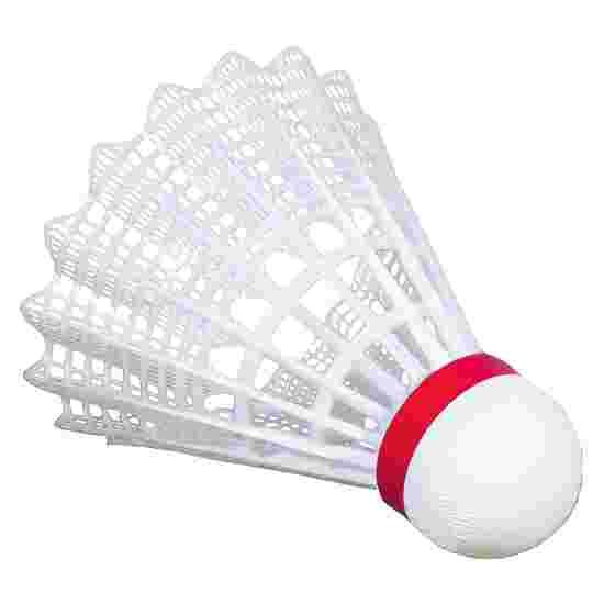 "Victor Badmintonbälle ""Shuttle 2000"" Rot, schnell, Weiss"