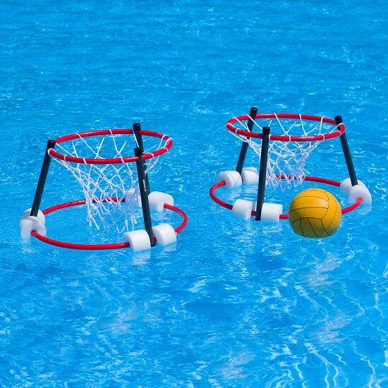 Wasser-Basketball-Set