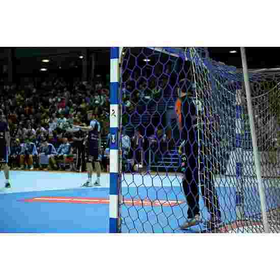 WM-Handballtornetz Blau